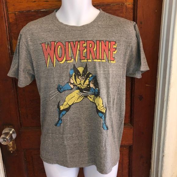 Marvel Comics Wolverine Men's Shirt